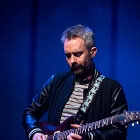 Stuart Norman – Guitar, Bass, Bass Pedals