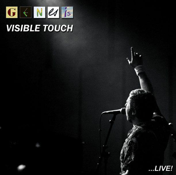 Genesis Visible Touch …LIVE at Royal Leamington Spa CD